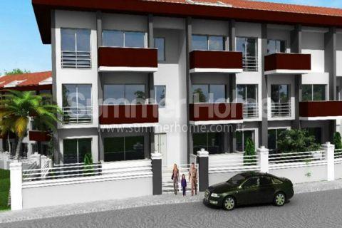 Exklusive Residenz mit günstigen Wohnungen in Fethiye