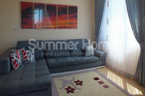 Большие квартиры 1+1 в Авсалларе - Фотографии комнат - 12