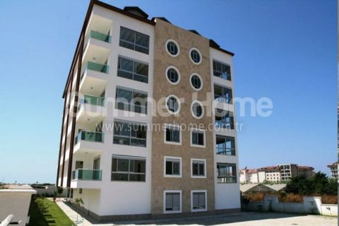 Kestel Summerhome Apartments