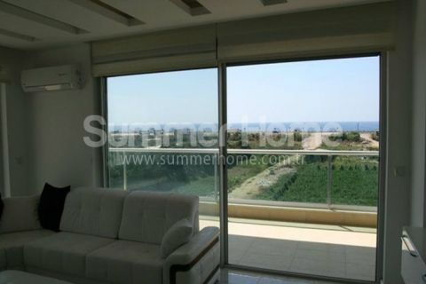 Key Ready Apartments for Sale in Alanya - Interior Photos - 9