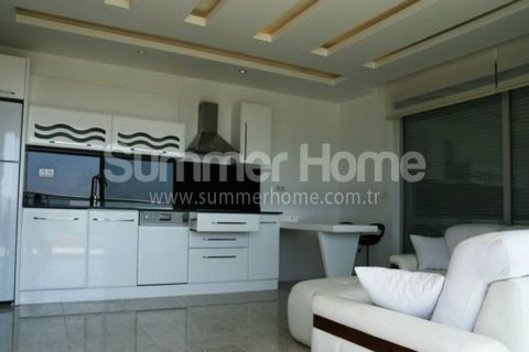 Key Ready Apartments for Sale in Alanya - Interior Photos - 10
