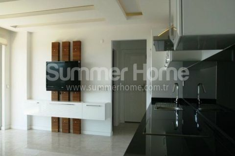 Key Ready Apartments for Sale in Alanya - Interior Photos - 12