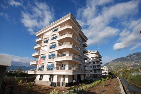 Vysokoštandardné apartmány v Alanyi - 12
