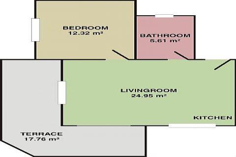 Albayrak Residences Wohnungen,Alanya,Oba - Foto's Innenbereich - 18