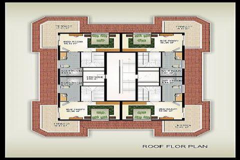 Albayrak Residences Wohnungen,Alanya,Oba - Foto's Innenbereich - 20