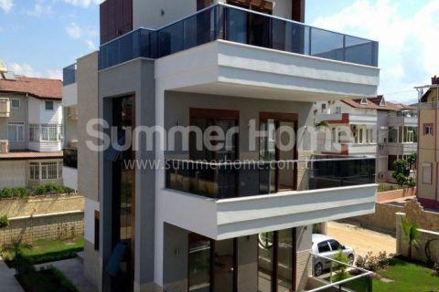 Nádherné trojposchodové vily na predaj v Alanyi - 1