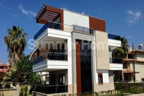 Nádherné trojposchodové vily na predaj v Alanyi - 2