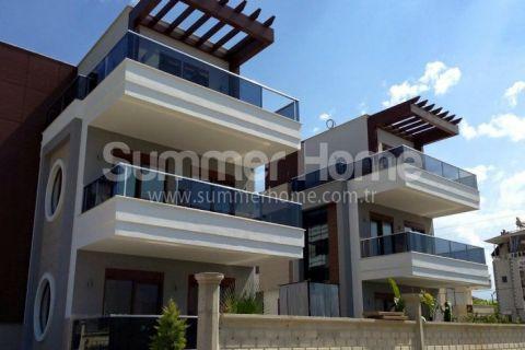 Nádherné trojposchodové vily na predaj v Alanyi - 4