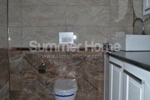 Nádherné trojposchodové vily na predaj v Alanyi - Fotky interiéru - 15