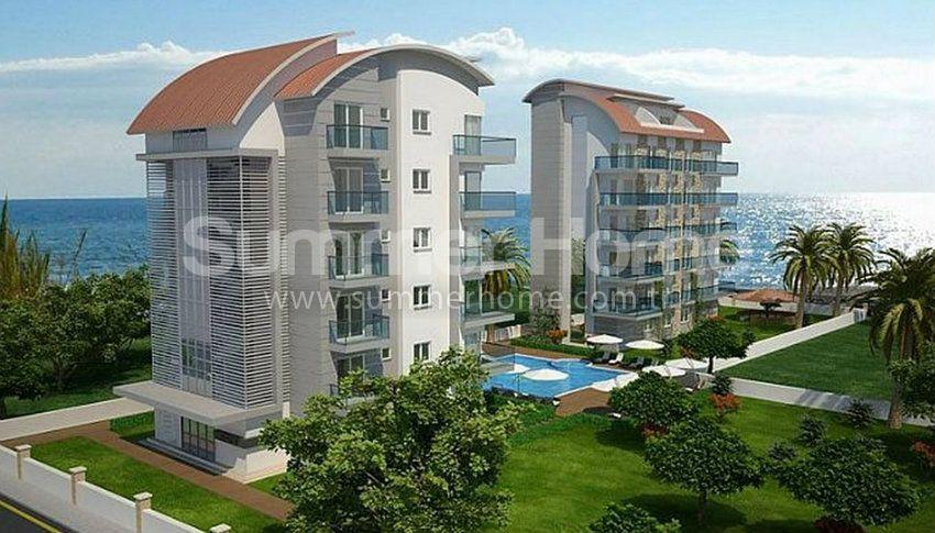 阿拉尼亚/凯斯泰尔海滨位置的海景公寓,价格实惠 general - 1