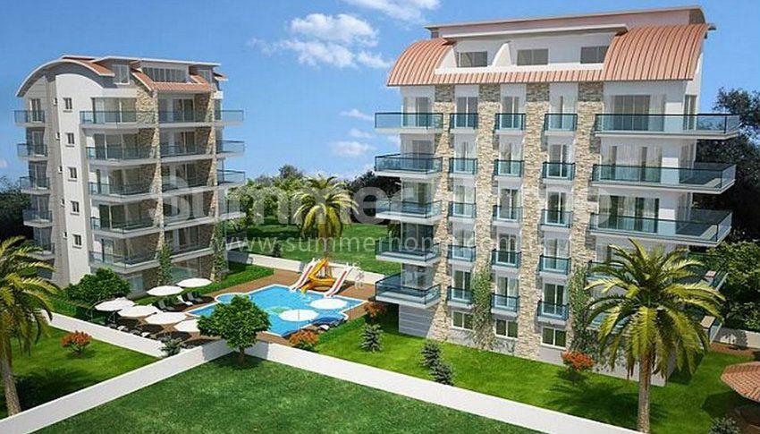 阿拉尼亚/凯斯泰尔海滨位置的海景公寓,价格实惠 general - 2