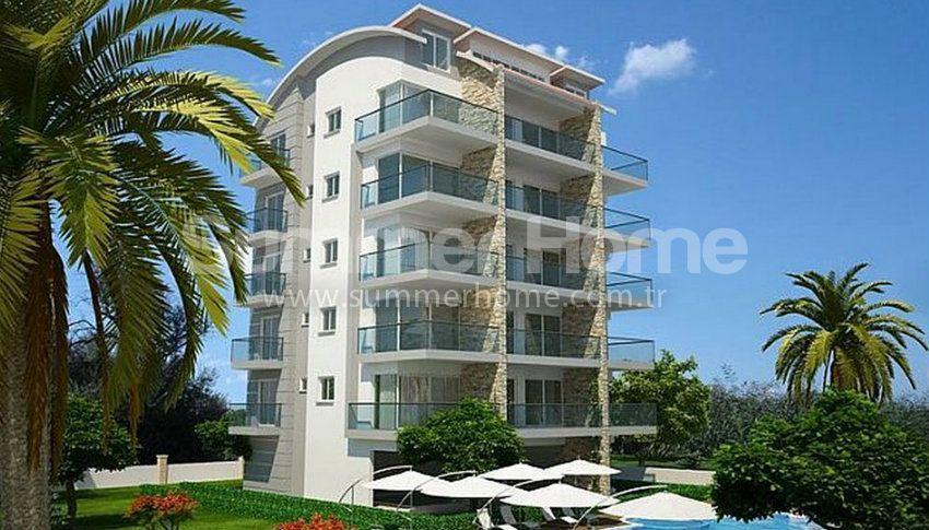 阿拉尼亚/凯斯泰尔海滨位置的海景公寓,价格实惠 general - 3