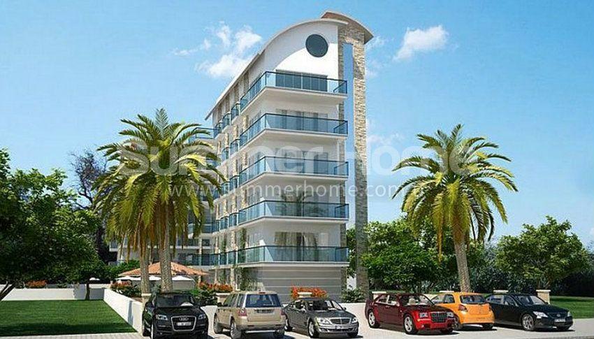 阿拉尼亚/凯斯泰尔海滨位置的海景公寓,价格实惠 general - 4