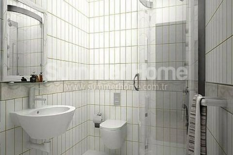 Komfortable Anlage Kestel Residence Alanya,Kestel  - Foto's Innenbereich - 15