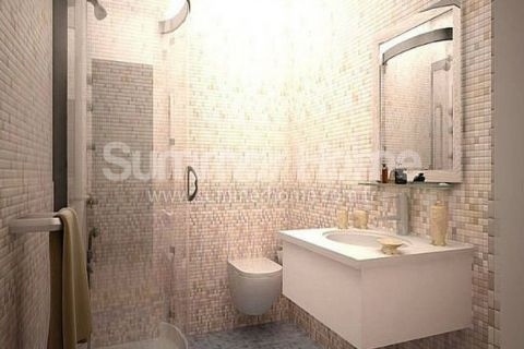 Komfortable Anlage Kestel Residence Alanya,Kestel  - Foto's Innenbereich - 16