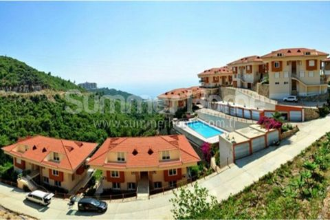 Penthouse with Wonderful View in Alanya - 1