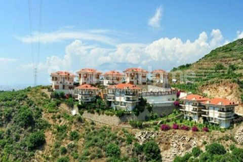 Penthouse with Wonderful View in Alanya - 2