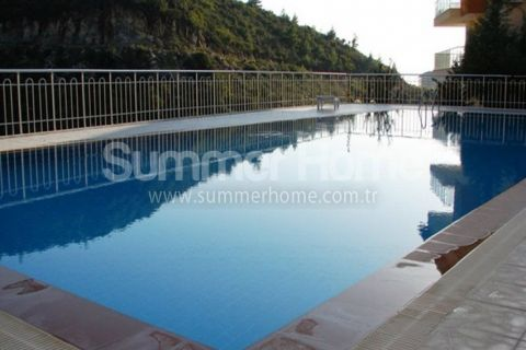 Penthouse with Wonderful View in Alanya - 4