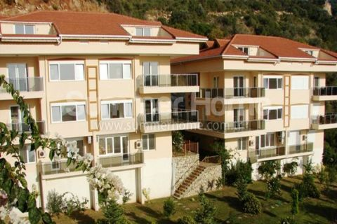 Penthouse with Wonderful View in Alanya - 5