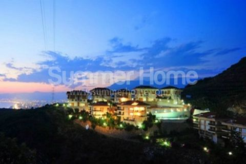 Penthouse with Wonderful View in Alanya - 7