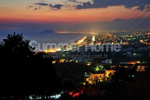 Penthouse with Wonderful View in Alanya - 8
