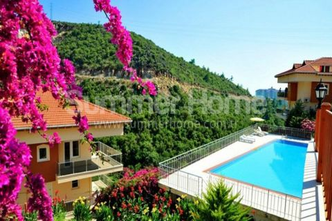 Penthouse with Wonderful View in Alanya - 12