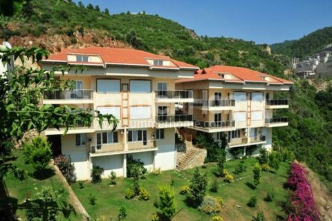 Penthouse with Wonderful View in Alanya - 13