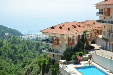 Penthouse with Wonderful View in Alanya - 14