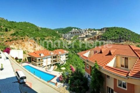 Penthouse with Wonderful View in Alanya - 15