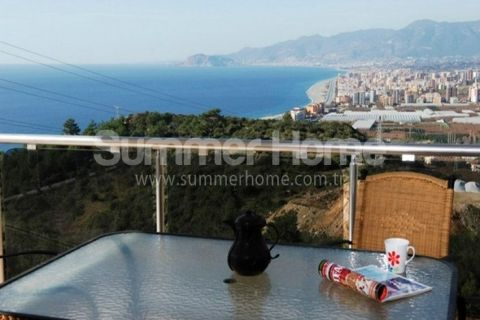 Penthouse with Wonderful View in Alanya - Interior Photos - 16
