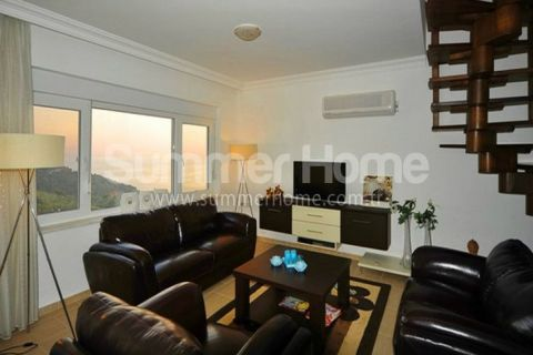 Penthouse with Wonderful View in Alanya - Interior Photos - 17