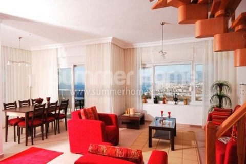 Penthouse with Wonderful View in Alanya - Interior Photos - 18