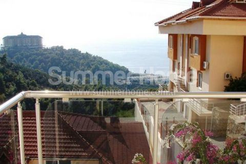 Penthouse with Wonderful View in Alanya - Interior Photos - 22