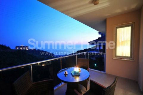 Penthouse with Wonderful View in Alanya - Interior Photos - 23