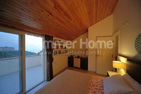 Penthouse with Wonderful View in Alanya - Interior Photos - 32
