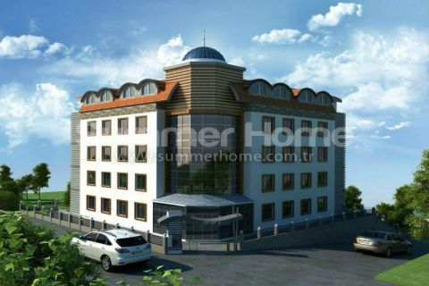 Квартиры с восхитительным видом в Кестеле, Алания
