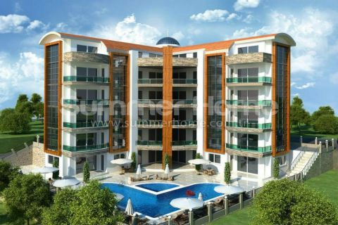 Apartments with Delightful View in Alanya - 1