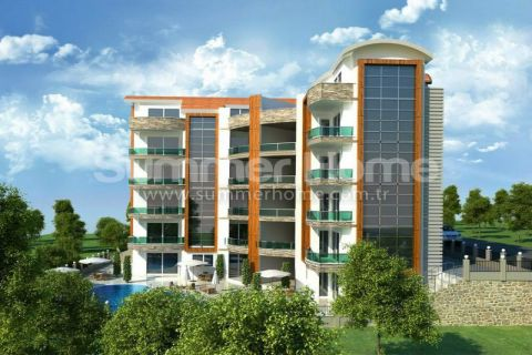 Apartments with Delightful View in Alanya - 3