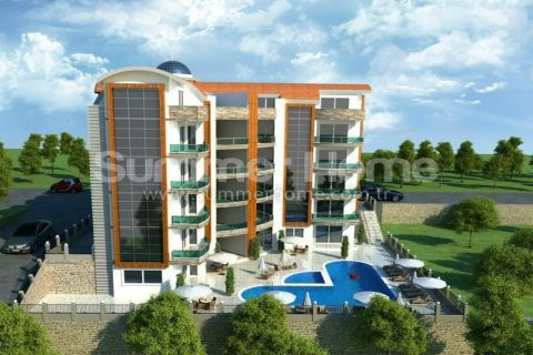 Apartments with Delightful View in Alanya - 5