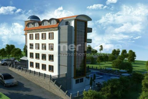 Apartments with Delightful View in Alanya - 6