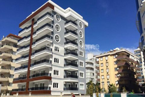 Nice Apartments and Penthouses in Alanya