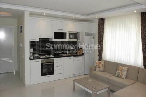 Nice Apartments and Penthouses in Alanya - Interior Photos - 12