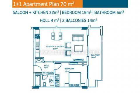 Ein ganz neues Projekt in Kestel - Immobilienplaene - 34