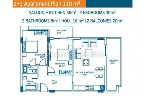 Ein ganz neues Projekt in Kestel - Immobilienplaene - 35