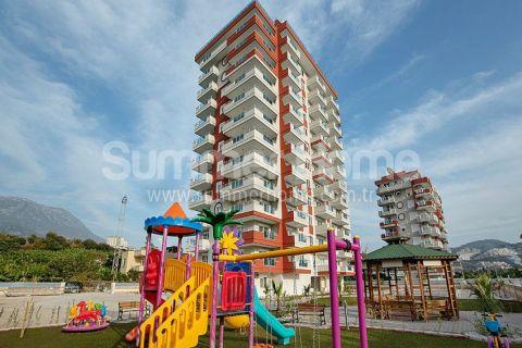Apartmány s nízkymi cenami v Alanyi