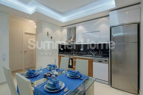 Apartmány s nízkymi cenami v Alanyi - Fotky interiéru - 7