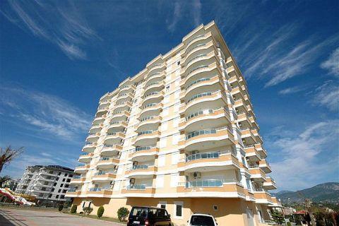 Apartmány v Euro Vip Residence s výhľadom na more v Alanyi - 1