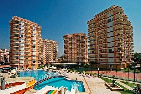 Apartmány v Euro Vip Residence s výhľadom na more v Alanyi - 3
