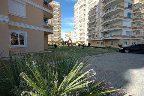Apartmány v Euro Vip Residence s výhľadom na more v Alanyi - 4