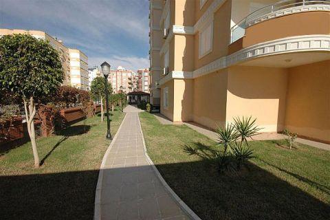 Apartmány v Euro Vip Residence s výhľadom na more v Alanyi - 5